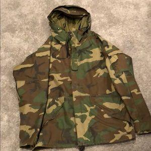 Military issue Gortex Jacket